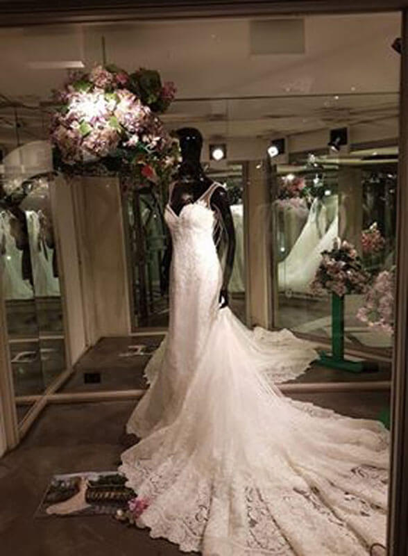 Zagaria abiti da sposa andria
