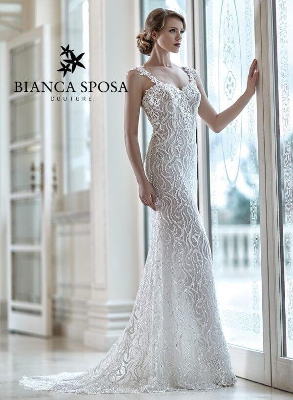 91d4fae3c308 Bianca Sposa bridal 2018 - Domani mi sposo magazineDomani mi sposo magazine